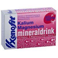 Xenofit  mineraldrink potas magnez + witamina c 20 saszetek (4260013190976)