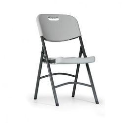 Niezniszczalne składane krzesło - sprawdź w wybranym sklepie