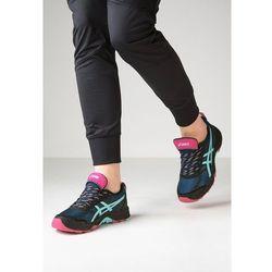ASICS GELFUJITRABUCO 5 Obuwie do biegania Szlak poseidon/aruba blue/sport pink (8718833662730)