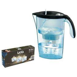 Laica J9047LO + 3 filtry - produkt z kategorii- Dzbanki filtrujące