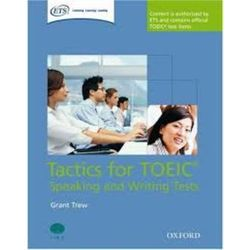 Tactics-focused Preparation for the TOEIC Speaking and Writing Tests (kategoria: Literatura obcojęzyczna)