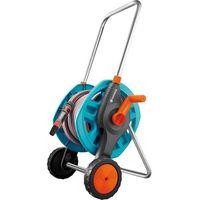 Zestaw  wózek z wężem 1/2 20m i armaturą + darmowy transport! marki Gardena