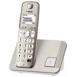 Telefon Panasonic KX-TGE210, towar z kategorii: Telefony stacjonarne