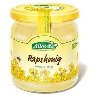 Miód rzepakowy BIO 500g (Allos), ALLOS