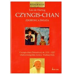 Czyngis-Chan. Zdobywca Świata, pozycja wydana w roku: 2008