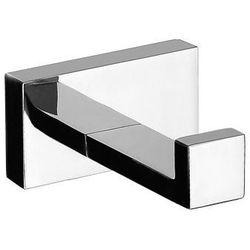 Haczyk łazienkowy OMNIRES Lugano LU30110 Chrom (5908223786624)
