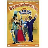 Bajka DVD W osiemdziesiąt dni dookoła świata