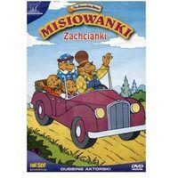 Bajka DVD Misiowanki. Zachcianki