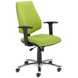 Krzesło obrotowe gem r26s steel04 chrome marki Nowy styl