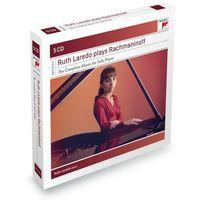 Ruth Laredo Plays Rachmaninoff: The Complete Solo Piano Music (CD) - Ruth Laredo