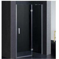 OMNIRES MANHATTAN Drzwi 140cm, chrom, transparentne + powłoka 3M ADP14X LUX * WYSYŁKA GRATIS !, ADP14XLU