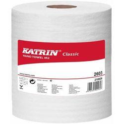 Katrin Ręcznik papierowy w roli classic m2 2 warstwy 90 m biały makulatura (6414301002603)