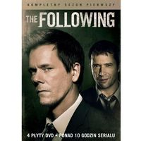 Following. Sezon 1 (DVD) - Marcos Siega, Joshua Butler (7321909326965)
