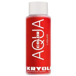 Kryolan AQUACOLOR LIQUID (079) Płyna emulsja do makijażu ciała - 079 (5101) - sprawdź w wybranym sklepie