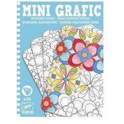 Mini Grafika - Kolorowanie kwiatów (maskotka interaktywna) od InBook.pl
