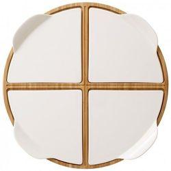 - pizza passion talerz do serwowania pizzy średnica: 37 cm marki Villeroy & boch