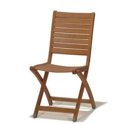 Krzesło składane catalina modern house bogata chata marki Scancom