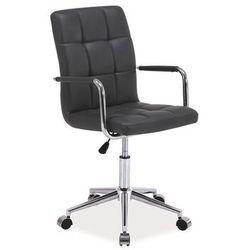 Fotel Obrotowy Q-022 Szary