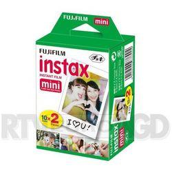 Fujifilm INSTAX 2 x 10 szt. - produkt w magazynie - szybka wysyłka! ()