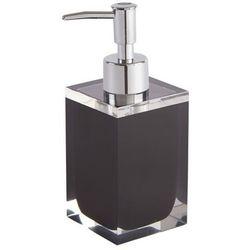 Dozownik do mydła Capraia czarny, B1185A/BK