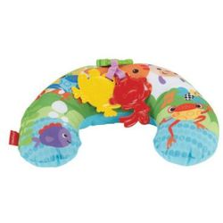 Fisher price Fisher-price® poduszka do zabawy rainforest, kategoria: kocyki