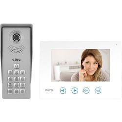 Wideodomofon VDP-12A3 TYTAN BIAŁY EURA (5905548275338)