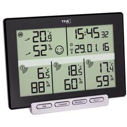 Tfa termometr bezprzewodowy 30.3057.01 multi-sens (4009816029256)