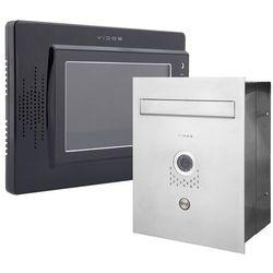 Zestaw wideodomofonu skrzynka na listy s551-skp m320b marki Vidos