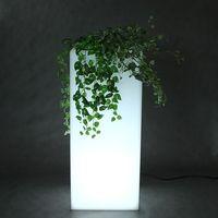 KUBE HIGH donica podświetlana LED
