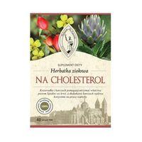 Herbatka ziołowa na cholesterol darmowa dostawa od 65 zł marki Herbarium św. franciszka