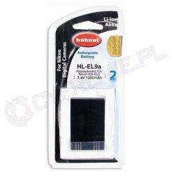 HL-EL9A (odpowiednik Nikon EN-EL9), Hahnel