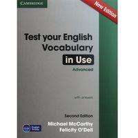 Test Your English Vocabulary in Use Advanced. Książka z Kluczem