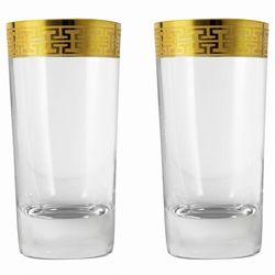 Zwiesel 1872 hommage gold szklanki 349ml kpl 2szt