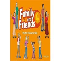 Family and Friends: 4: Teacher's Resource Pack (including Photocopy Masters Book, and Testing and Evaluation B