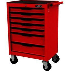 Wózek warsztatowy na kółkach 7-szufladowy 400kg ymt5941640k marki Yamoto