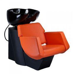 Vanity Myjnia fryzjerska nico br-7821 pomarańczowa