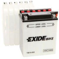 Akumulator motocyklowy Exide YB14-B2 14Ah 145A