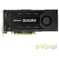 Karta graficzna PNY Technologies Quadro K4200, 4GB GDDR5, (256bit) DVI-D, 2x DispalyPort (VCQK4200-PB) Darmowy