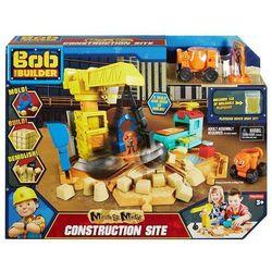 Bob Budowniczy - Zestaw Plac budowy + kinetyczny piasek (0887961283068)