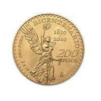 1 uncja Libertad - 200 Peso - Złota Moneta Rocznik 2010 - Dostawa Natychmiastowa