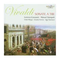 Sonate A Tre - Lorenzo Cavasanti, Manuel Staropoli, Linda Murgia, Claudia Ferrero, Ugo Nastrucci (muzyka klasy