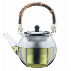 - assam zaparzacz do herbaty z bambusową rączką marki Bodum