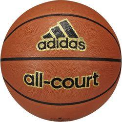 adidas Performance ALL COURT Piłka do koszykówki orange z kategorii Koszykówka