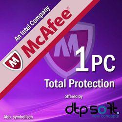 McAfee Total Protection 2015 KEY 1 PC - sprawdź w wybranym sklepie
