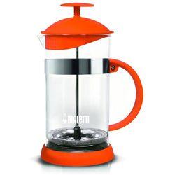 Zaparzacz do kawy coffee press joy pomarańczowy (1000 ml) marki Bialetti
