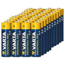 Varta Baterie alkaliczne industrial aa lr6 40szt - alkaliczna   lr6 (4008496356560)