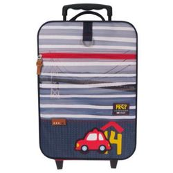 CANDIDE Trolley - Pret Indigo, 40x30x14cm, Candide