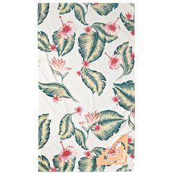 Roxy Ręcznik - hazy bright white tropical love swi (wbb7) rozmiar: os