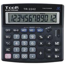 Kalkulator TOOR TR2242 12 pozycyjny