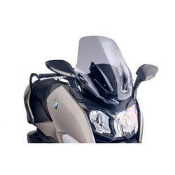 Szyba PUIG V-Tech Sport do BMW C600GT (lekko przyciemniana) (owiewka motocyklowa)